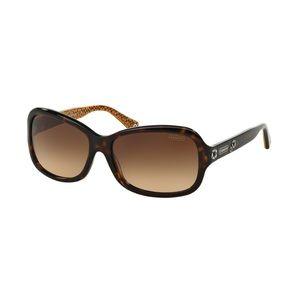 Coach Sunglasses Frame - Ciara Dark Tortoise